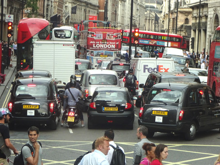 World's first 24 hour Ultra Low Emission Zone starts in London