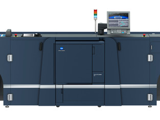 Konica Minolta unveils AccurioLabel 190 press