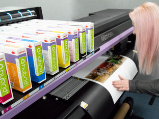 The Clever Baggers step up production with new Mimaki CJV150-75