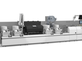Bobst launches new hybrid press Master DM5 at Labelexpo 2019