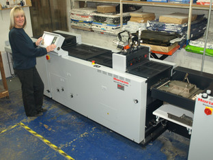 LT Print Group addresses digital growth with Horizon SPF-200L buy