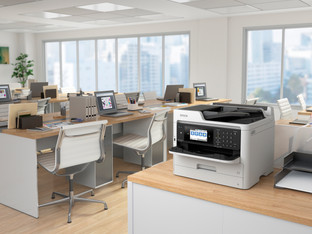 Scotland's first print and copier social enterprise partners with Epson