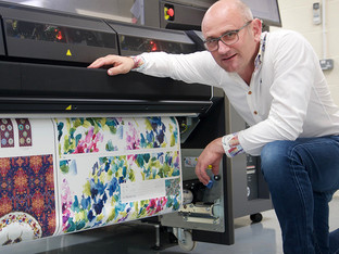 John Mark drives digital revolution of wallpaper industry