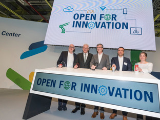 Heidelberg research facility: open for innovation