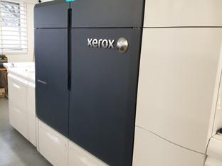 bakergoodchild invests in new Xerox Iridesse