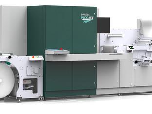 Dantex Group launch new PicoJet digital UV inkjet press
