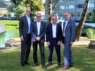 Stadtwerke Bielefeld and Mitsubishi HiTec Paper to continue successful cooperation