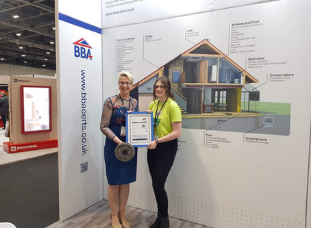 BBA Certification awarded to Chimney Sheep