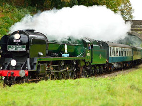 Spa Valley Railway plans to reopen in May 2021