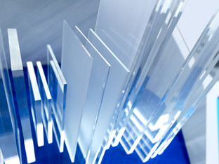 Perspex clear acrylic UK production increased by 300%