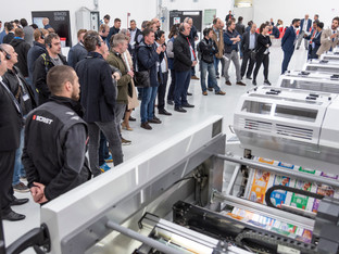 New digital solutions make their mark at Bobst Label & Packaging Innovation event