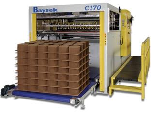 Corrugated Case Company chooses Baysek C-170 die cutter