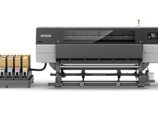 Epson expands its 76 inch dye sublimation printer range