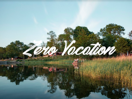 Neste introduces sustainable Zero Vacation as part of its Zero Island project in Sweden