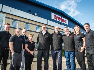 Trotec Laser sows seeds for growth in the UK
