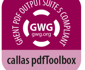 callas software's pdfToolbox achieves compliancy with Ghent PDF Output Suite 5
