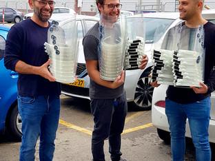Massivit 3D contributes to battling the pandemic