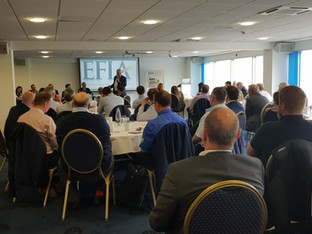 Education focus for successful second EFIA sustainability breakfast