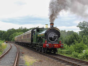 Winter steam up, mince pie specials and kids for a quid!