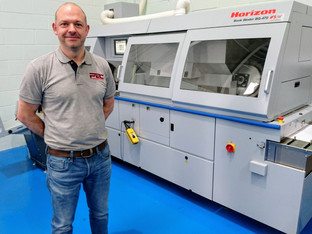 Trade finishing start up chooses Horizon systems