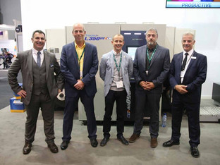 Springfield Solutions purchases world's first Screen Truepress Jet L350UV+LM