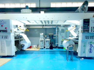 Cosmo Films installs a wide format lamination machine