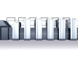 Straight B2 press to supplement long perfector at Chapel Press
