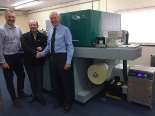 Cresta Labels strengthens capability with Dantex PicoColour investment