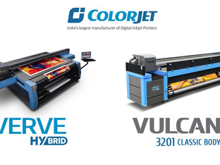 ColorJet to show future ready UV digital printing solutions at Apppexpo
