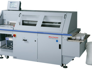 Contract win prompts Horizon BQ-270V buy for MBM Print SCS