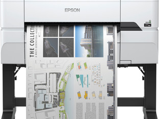 Epson: new entry level technical large format plotters