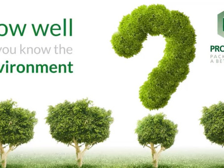 How much do you really know about the environment?