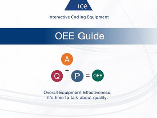 Free technical guide explains the importance and benefits of OEE