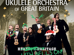 Win tickets to see the original ukulele orchestra