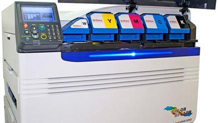 Intec ColorSplash CS5000 now includes spot colour kits
