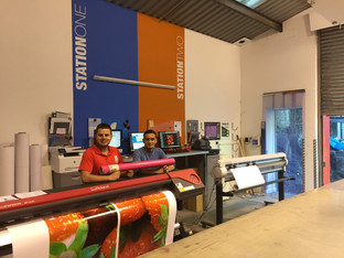 Wallpaper Ink doubles Roland VersaExpress capacity to offer wall to wall service