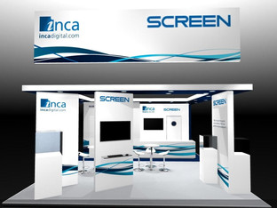 Screen and Inca Digital to demonstrate the power of partnership at InPrint 2017