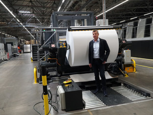 Saxoprint invests in new large format press from Heidelberg