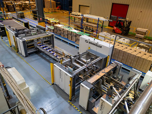 Rigid meets demand for sustainable corrugated packaging with continued investment