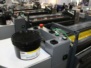Success for Flint Group's Xcura Evo LED-UV ink series at Ipex
