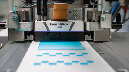 Market ready support enhances Xaar Nitrox printhead integration