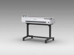 Epson expands its large format plotter range with new T-Series wireless printers
