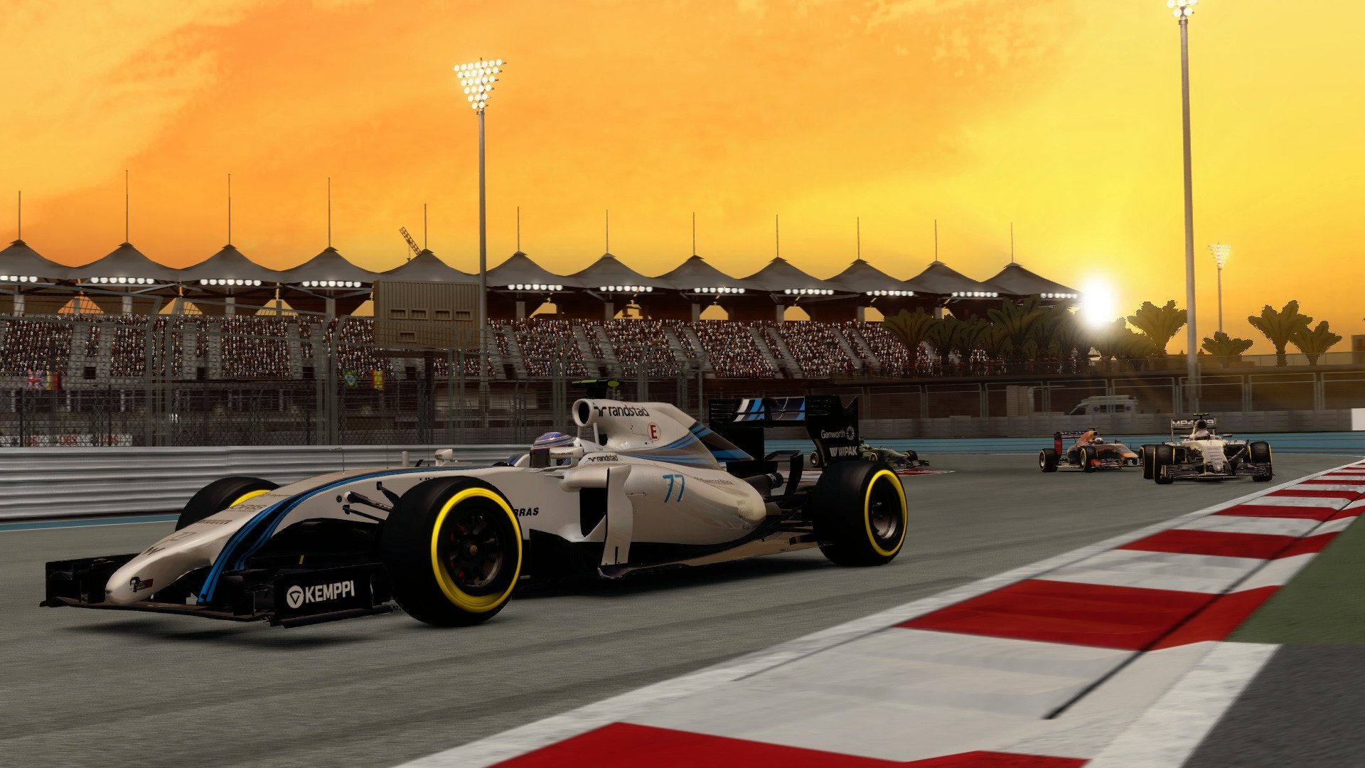 F1 2014 (PS3) Review | new-booked