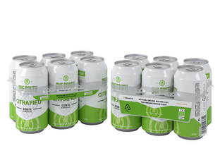 Multi-pack carriers deliver benefits for canned drinks
