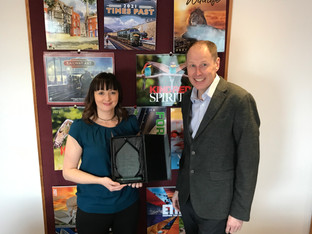 Colchester pre-press manager wins calendar industry's employee of the year