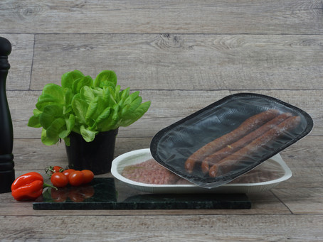 New gas tight tray from Stora Enso and AR Packaging reduces plastic