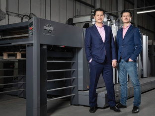 Premier Print growing turnover with new press investment