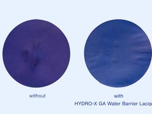 New Hydro-X GA water barrier coating