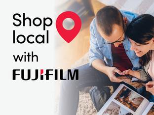 Fujifilm launches Shop Local Campaign