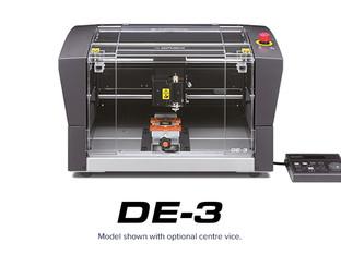 DGShape releases latest generation DE-3 desktop engraver